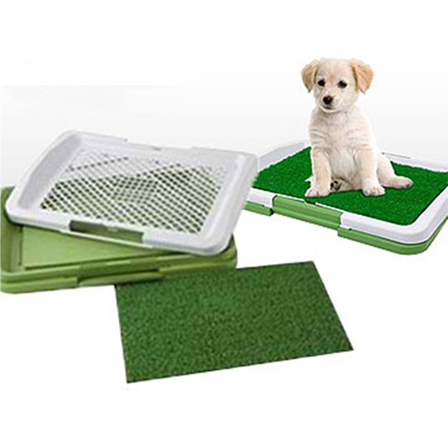 Potty Pad Puppy Toilet – ZiFit.com | All You Need!