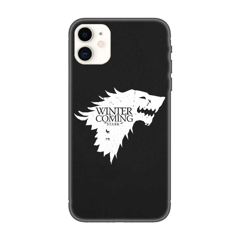Game of Thrones iPhone Case, Game of Thrones Winter is Coming iPhone 11 Phone Case